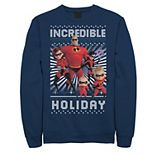 Men's Disney / Pixar Incredibles 2 Holiday Sweatshirt