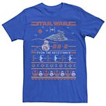 Men's Star Wars Vintage BB-8 Join The Resistance Tee