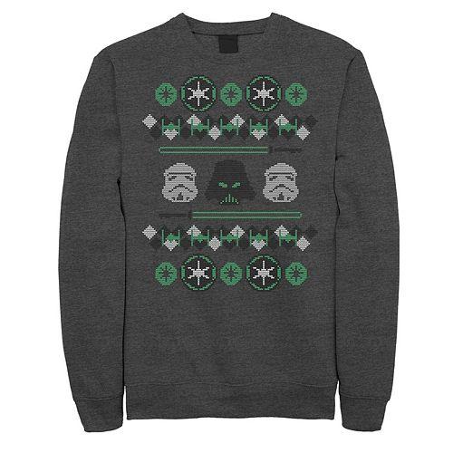 Men's Star Wars Empire Christmas Sweatshirt