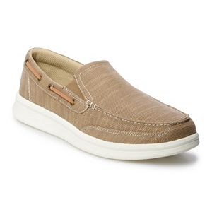 SONOMA Goods for Life® Thatcher Men's Boat Shoes