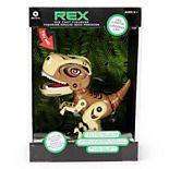 REX Die Cast Interactive Dino