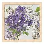 Metaverse Art Summer Hydrangea II Framed Wall Art