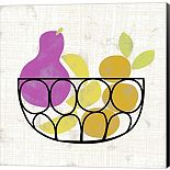 Metaverse Art Fruitilicious I Canvas Wall Art