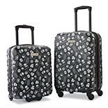American Tourister Star Wars Roll Aboard Hardside 2-Piece Luggage Set