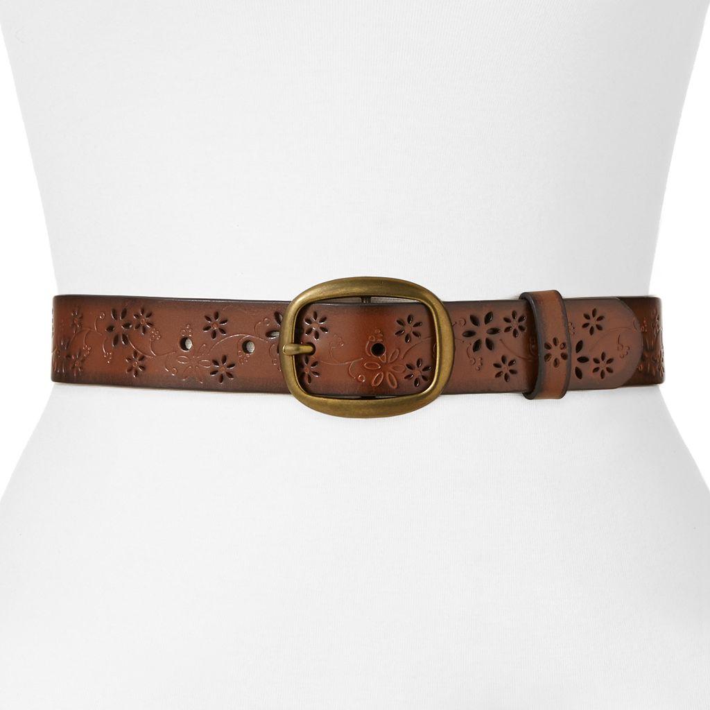 SONOMA Goods for Life™ Embossed Belt