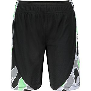 Boys 4-7 Under Armour Abstract Camo Accent Athletic Short