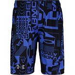 Boys 4-7 Under Armour Wordmark Boost Shorts