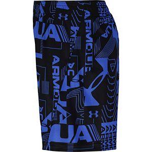 Boys 4-7 Under Armour Wordmark Boost Shorts