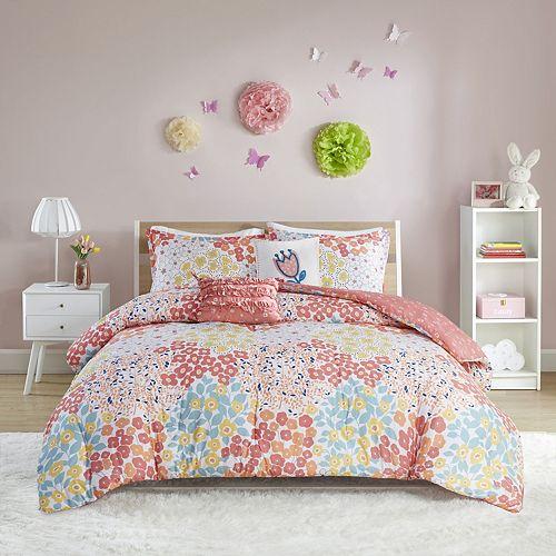 Urban Habitat Kids Mandi Cotton Reversible Comforter Set