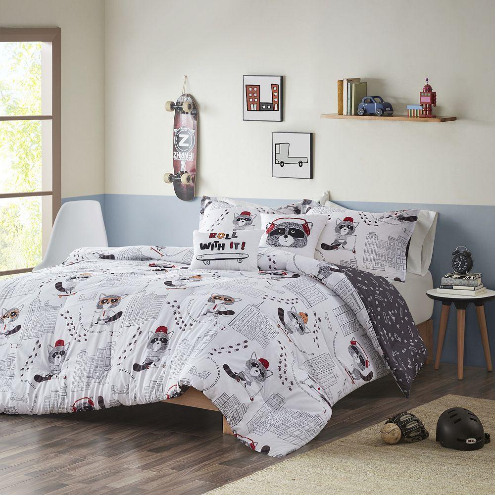 Urban Habitat Kids Cody Cotton Reversible Comforter Set