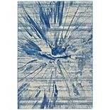 Weave & Wander Omari Abstract Rug