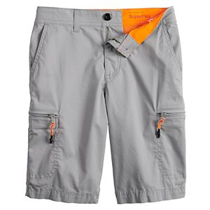 Boys 8-20 Urban Pipeline Stretch Cotton Nylon Cargo Shorts