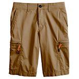 Boys 8-20 Urban Pipeline? Stretch Cotton Nylon Cargo Shorts