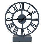 Stratton Home Decor Fisher Table Clock