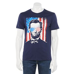 Men's Abraham Lincoln Tee