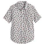 Boys 8-20 Toucan Print Button-Up Shirt
