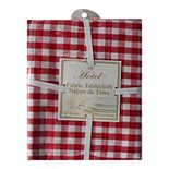 Hotel Gingham Tablecloth