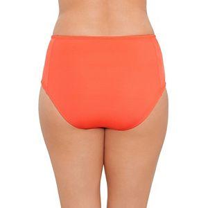 Women's ECO BEACH Floral High-Waisted Swim Bottoms