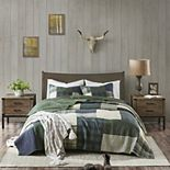 Woolrich Mill Creek Oversized Cotton Quilt Set