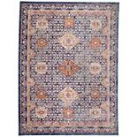 Weave & Wander Tessina Abstract Area Rug