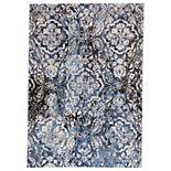Weave & Wander Tullamore Ornamental Area Rug