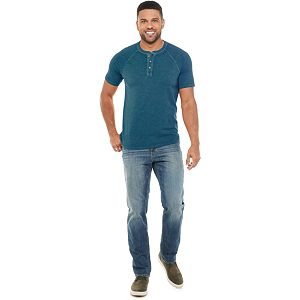 Men's Sonoma Goods For Life® Supersoft Henley