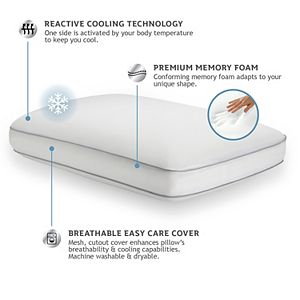 Sealy Cool & Comfort Pillow