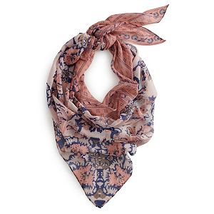 Women's Sonoma Goods For Life® Country Bandanna Scarf