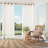 Waverly Sun n Shade Resort Sheer Room Darkening Window Curtain