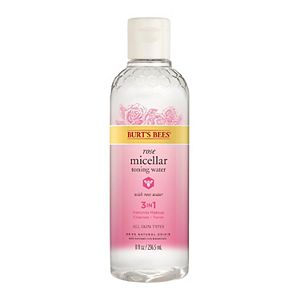 Burt's Bees Micellar Toning Water With Rose Water