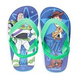 Disney/Pixar Toy Toddler Boy Buzz Lightyear Thong Sandals