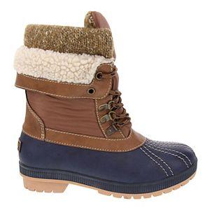 London Fog Mitten Women's Winter Boots