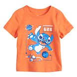 Disney's Lilo & Stitch Baby Boy Slubbed Graphic Tee by Jumping Beans®