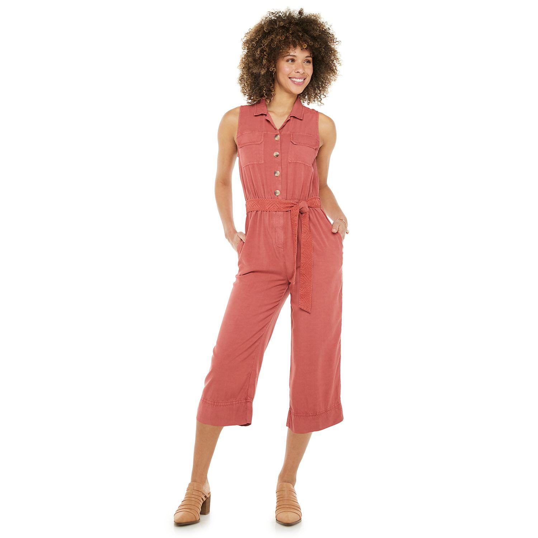 Women's Sonoma Goods For Life® Utility Jumpsuit