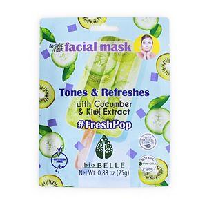 Biobelle Tone and Refresh Facial Mask