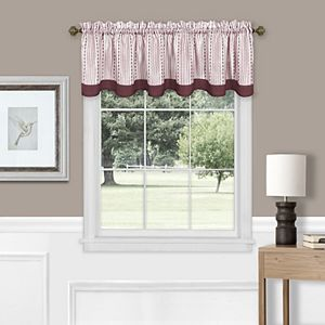 Achim Westport Curtain Valance 58x14