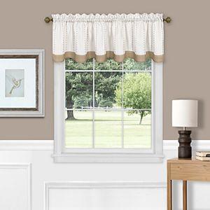 Achim Westport Curtain Valance 58x14