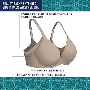 Vanity Fair Beauty Back® Full Coverage Wire-Free Smoother Bra 72267