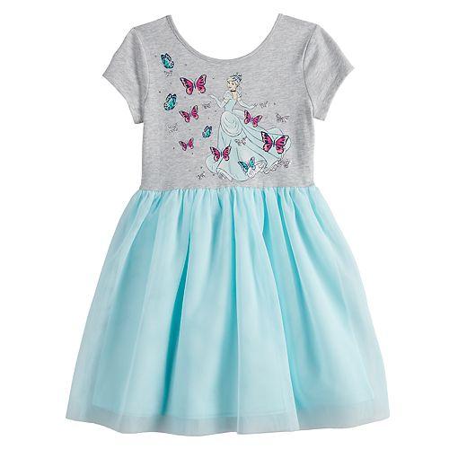 Disney's Girls 4-12 Ballerina Tutu Dress by Jumping Beans®