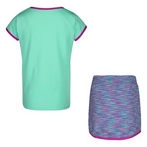 Girls 4-6x Nike Graphic Tee & Skort Set
