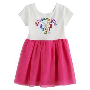 Disney's Minnie Mouse Toddler Girl Ballerina Tutu Dress by Jumping Beans