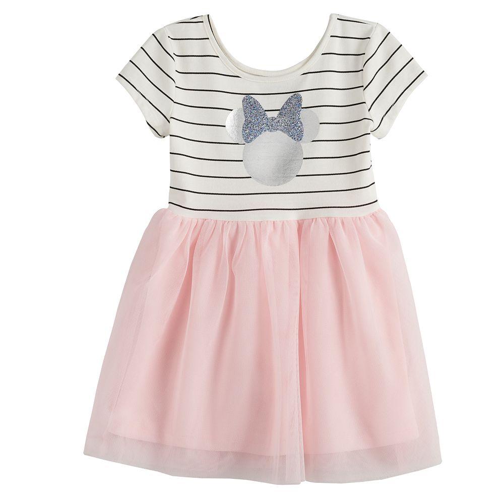 Disney's Minnie Mouse Toddler Girl Ballerina Tutu Dress by Jumping Beans®