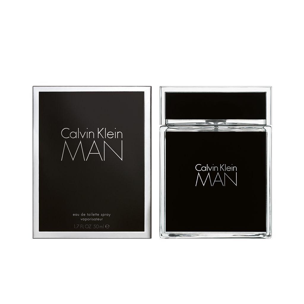 Calvin Klein Man Men's Cologne - Eau de Toilette
