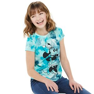 Disney's Minnie Mouse Girls 7-16 Graphic Tee by Family Fun