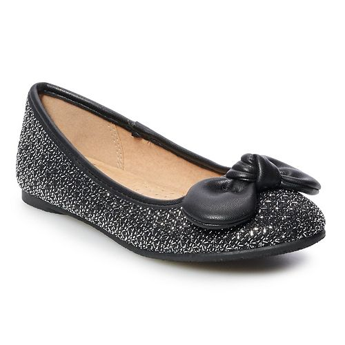 SO® Mika Girls' Ballet Flats