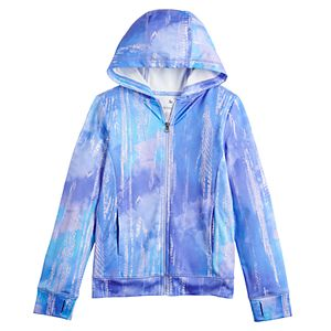 Girls 4-20 SO® Space-Dyed Performance Jacket