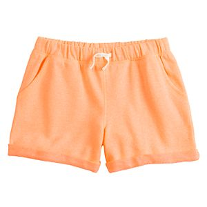 Girls 4-20 SO® French Terry Bermuda Shorts