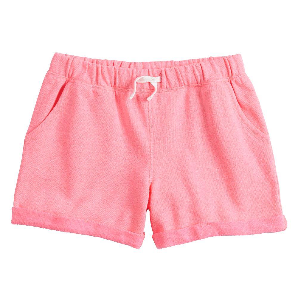 Girls 4-20 SO® French Terry Bermuda Shorts