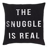 Decor 140 Snuggle Throw Pillow