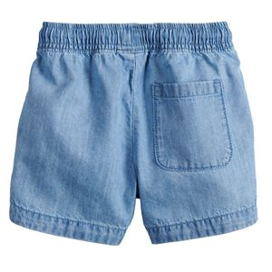Girls 4-12 Jumping Beans® Dolphin Hem Shorts